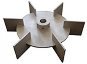 Rushton Mixing Impellers by Fusion Express